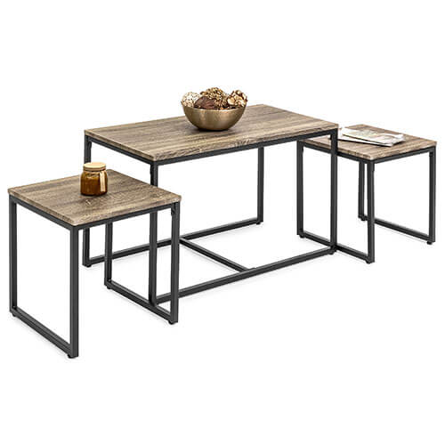3 Piece Table Sets